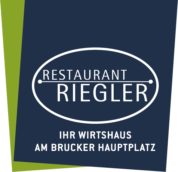 Gasthaus Riegler, Restaurant Riegler Logo, Restaurant Bruck an der Mur,